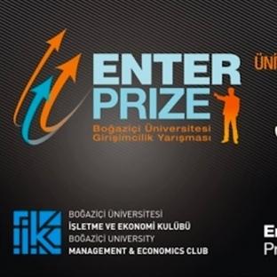 EnterPrize Girşimcilik Yarışması'na Başvurular Dev
