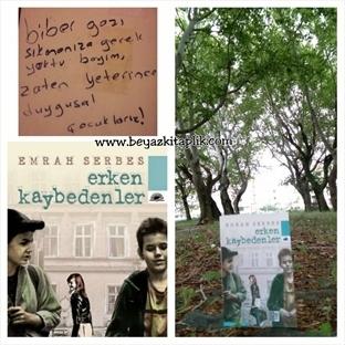 Erken Kaybedenler - Emrah Serbes