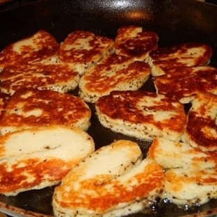 Evde Hellim Peyniri Yapımı