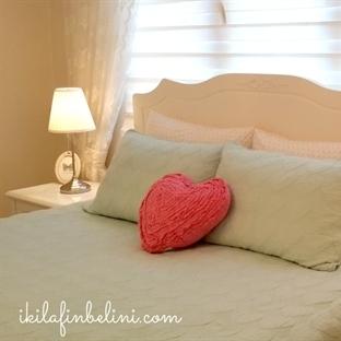 Evimde Country Tarzı ''Yatak Odası''