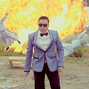 Gangnam Style, YouTube'un Sayacını Bozdu