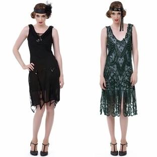 Geçmiş Modası - 1920'li Yılların Kadın Kıyafetleri