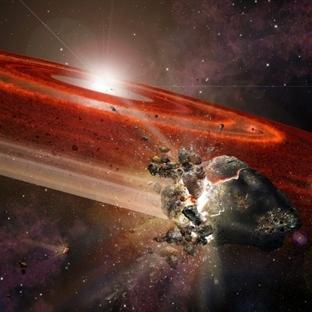 Genç Güneşte Plüton Benzeri Oluşumlar Gözlendi