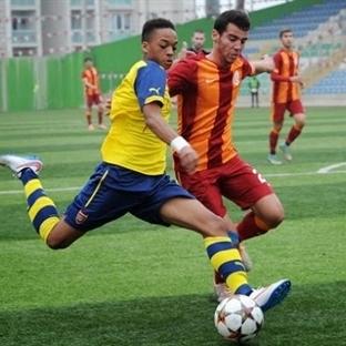 Gençler Üst Turda: Galatasaray 1-3 Arsenal