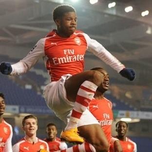 Golcü Gibi Golcü: Brighton&Hove Albion 0-4 Arsenal