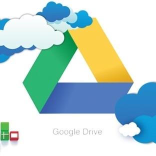 Google Drive'dan Bir Yenilik Daha
