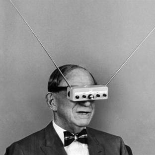 Google Glass'dan 50 Yıl Önce Televizyon Gözlüğü
