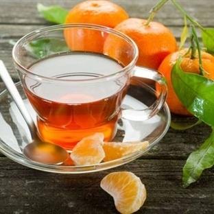 Gribe Yakalanmamak İçin Mandalina Çayı