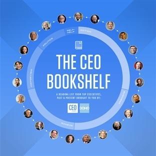 Haftasonu Okuması : 22 CEO ve Kitapları