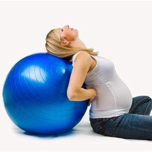 Hamilelikte spor yapanların normal doğum şansı