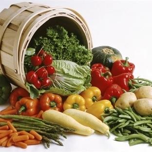 Hangi Sebze Kaç Kalori Dersiniz ?