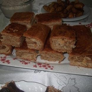 haşhaşlı yeditelli çörek
