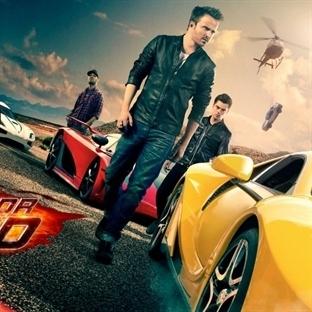 Hız Tutkusu Filminin Arabaları