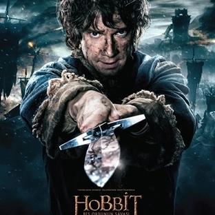 Hobbit 3: Beş Ordunun Savaşı 17 Aralık'ta sinemada