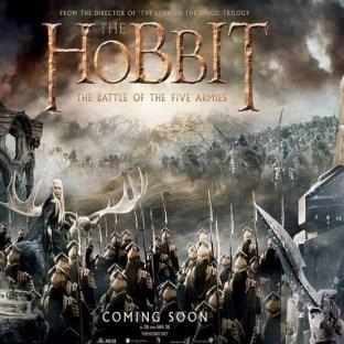 Hobbit serisinin son Bölümü Vizyona giriyor