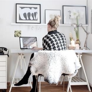 Home Office Çalışanlara Verim Arttırma Tavsiyeleri