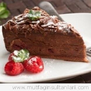 Hurmalı Çikolatalı Kek Tarifi