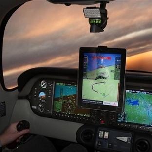 iPad İle Uçak Kontrol Edin