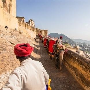 Jaipur, Pembe Şehir
