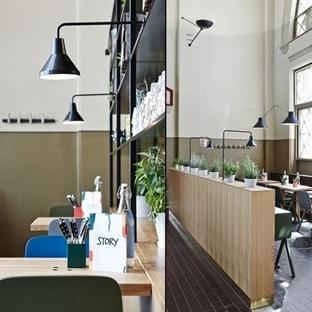 Joanna Laajisto Creative Studio'dan  Stroy Cafe