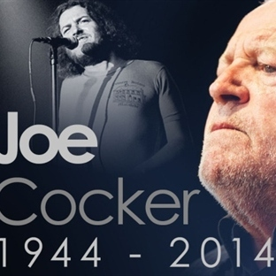 Joe Cocker ve unchain my heart unutulmayacak