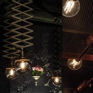 Joyce Wang'dan Hong Kong'da Mott 32 Restaurant