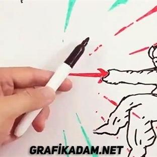 Kalem Kılıçtan Keskindir!
