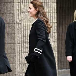 Kate Middleton: Goat Washington Manto