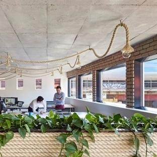 Kavellaris Urban Design'dan Ofis Aydınlatma