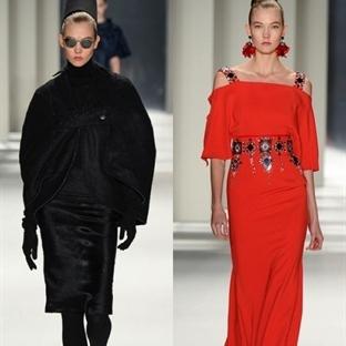 Kış 2015'te Kadınsı Elegantlık