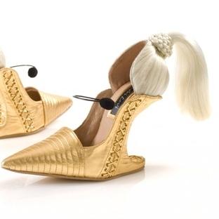 Kobi Levi'den Tasarım Ayakkabılar