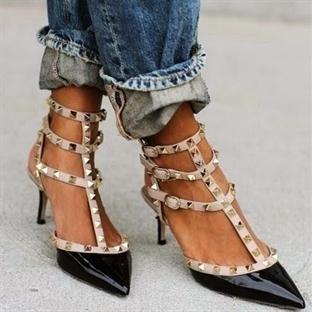 İkonik ayakkabı: Valentino Rockstud