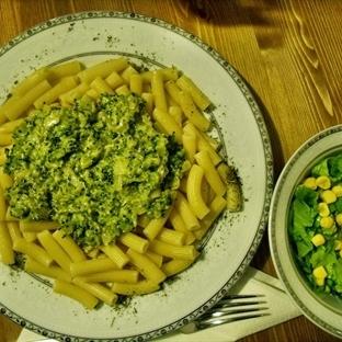 Kremalı Brokoli Sosu