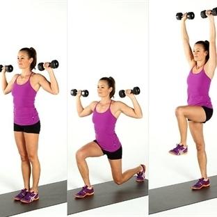 Kusursuz Bir Vücut İçin Altı Etkili Egzersiz