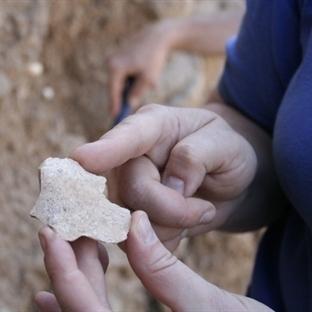 Manisa Kula'da Dünyanın En Eski Taş Aleti Bulundu