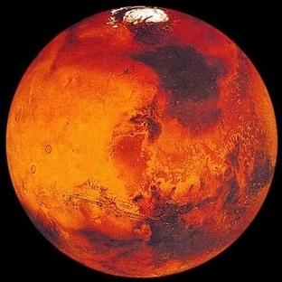 Mars'a Uzaylılar mı Saldırdı