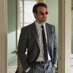 Marvel & Netflix Sunar: Daredevil!