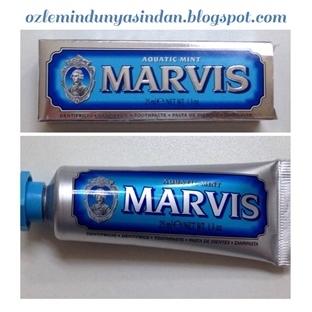 Marvis Diş Macunları
