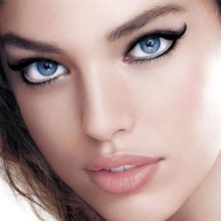 Mavi Gözlüler İçin Makyaj