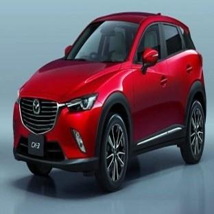 Mazdadan Yeni otomobil Mazda CX-3