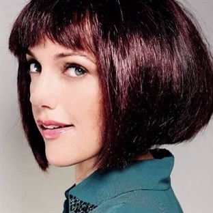 Meryem Üzerli'nin Birbirinden Farklı Saç Modelleri