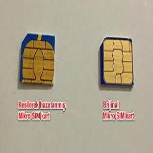 Mikro Sim Kart Nedir? Nasıl Yapılır?