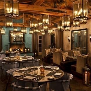 Mister Important Design'dan Veladora Restaurant