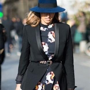 Moda: Siyah Tuxedo Ceket