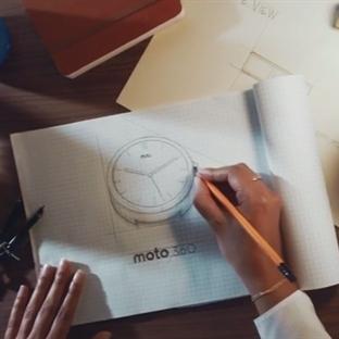 Motorola Moto 360 Için Yeni Reklamlar!