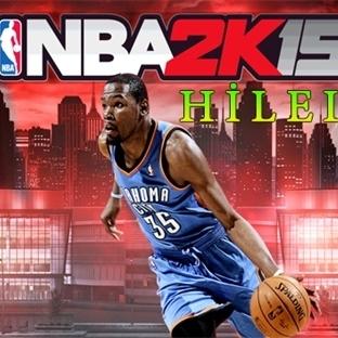NBA2K15 Hileleri