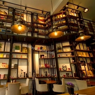 Nişantaşı'nda Yeni Bir Cafe - Ministry Of Coffee