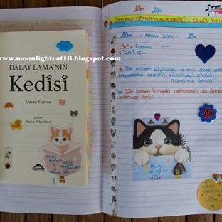 Okuma Halleri, Fotoğraflarla - Dalay Lama'nın Kedi