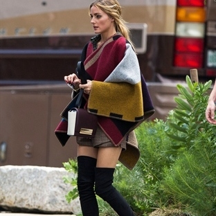Olivia Palermo'nun 2014'teki En İyi Stilleri