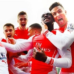 Önemli Olan Üç Puan: West Bromwich 0-1 Arsenal